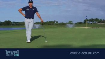 Level Select CBD TV Spot, 'Game On' Featuring Rickie Fowler and Carson Palmer - Thumbnail 7