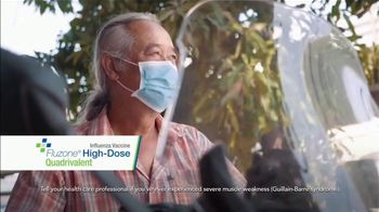 Fluzone High-Dose Quadrivalent TV Spot, 'Protect Each Other' - Thumbnail 5