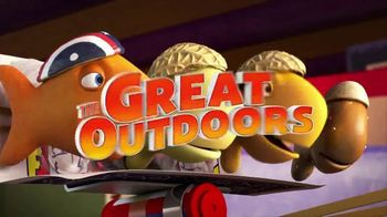 Goldfish TV Spot, 'Finn and Friends Outdoor Adventure'
