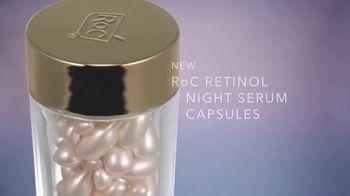 RoC Retinol Night Serum Capsules TV Spot, 'The Power of Smooth' - Thumbnail 4