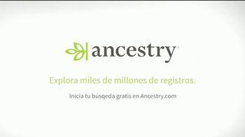 Ancestry TV Spot, 'Family History' [Spanish] - Thumbnail 6