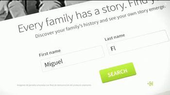 Ancestry TV Spot, 'Family History' [Spanish] - Thumbnail 2