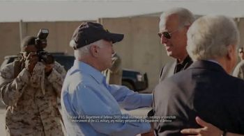 Biden for President TV Spot, 'Like John Did' Featuring Cindy McCain - Thumbnail 2