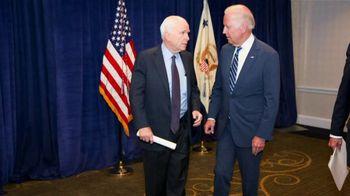 Biden for President TV Spot, 'Like John Did' Featuring Cindy McCain - Thumbnail 3