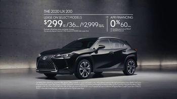 2020 Lexus UX TV Spot, 'A Different Frontier' Song by KRANE, Jupe [T2] - Thumbnail 8