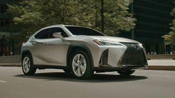 2020 Lexus UX TV Spot, 'A Different Frontier' Song by KRANE, Jupe [T2] - Thumbnail 4