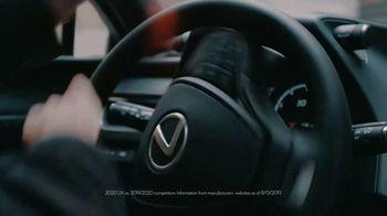 2020 Lexus UX TV Spot, 'A Different Frontier' Song by KRANE, Jupe [T2] - Thumbnail 5