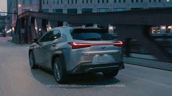 2020 Lexus UX TV Spot, 'A Different Frontier' Song by KRANE, Jupe [T2] - Thumbnail 6