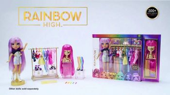 Rainbow High Fashion Studio TV Spot, 'Avery Styles' - Thumbnail 7