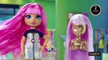Rainbow High Fashion Studio TV Spot, 'Avery Styles'