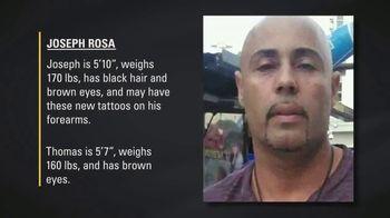 National Center for Missing & Exploited Children TV Spot, 'Joseph and Thomas Rosa' - Thumbnail 5