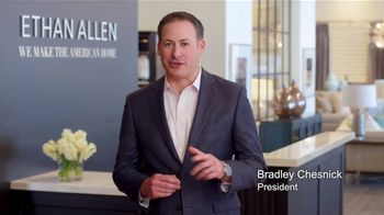 Ethan Allen October Sale TV Spot, 'Quality and Style'