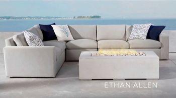 Ethan Allen October Sale TV Spot, 'Outdoor Living Space' - Thumbnail 3