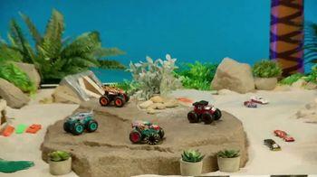 Hot Wheels Monster Trucks TV Spot, 'Take on Your Back Yard' - Thumbnail 2