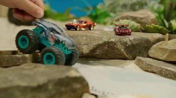 Hot Wheels Monster Trucks TV Spot, 'Take on Your Back Yard' - Thumbnail 4