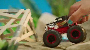 Hot Wheels Monster Trucks TV Spot, 'Take on Your Back Yard' - Thumbnail 5
