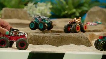 Hot Wheels Monster Trucks TV Spot, 'Take on Your Back Yard' - Thumbnail 7