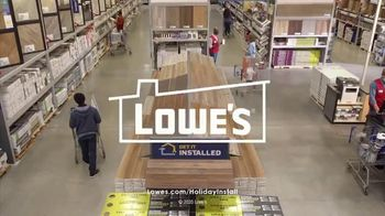 Lowe's TV Spot, 'Let's Talk About Floors: Floors for All' - Thumbnail 9