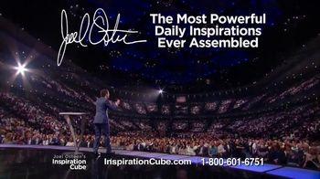 Joel Osteen Inspiration Cube TV Spot, 'Life-Changing Messages' - Thumbnail 6
