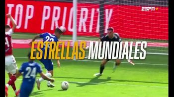 ESPN+ TV Spot, 'Fútbol: cobertura mundial' [Spanish] - Thumbnail 4