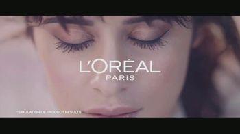 L'Oreal Paris Cosmetics Lash Paradise TV Spot, 'Voluptuous' Featuring Camila Cabello