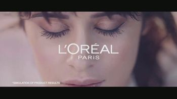 L'Oreal Paris Cosmetics Lash Paradise TV Spot, 'Voluptuous' Featuring Camila Cabello