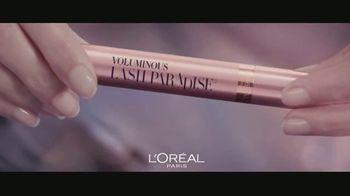 L'Oreal Paris Cosmetics Lash Paradise TV Spot, 'Voluptuous' Featuring Camila Cabello - Thumbnail 4
