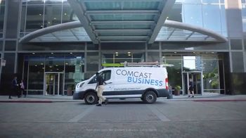 Comcast Business TV Spot, 'Bounce Forward: A New Type of Network' - Thumbnail 10