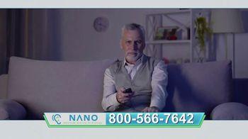 Nano Hearing Aids RX 2000 TV Spot, 'Superior'