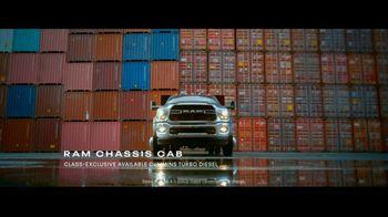 Ram Commercial TV Spot, 'Unstoppable: Trucks' [T1]