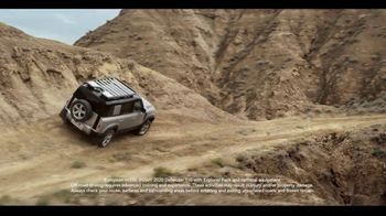 2020 Land Rover Defender TV Spot, 'Everyday Trips' [T2] - Thumbnail 3