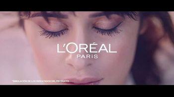 L'Oreal Paris Cosmetics Lash Paradise TV Spot, 'Volumen' con Camila Cabello [Spanish] - 642 commercial airings