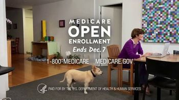 U.S. Department of Health and Human Services TV Spot, 'Medicare Open Enrollment' - Thumbnail 10