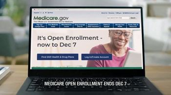 U.S. Department of Health and Human Services TV Spot, 'Medicare Open Enrollment' - Thumbnail 8