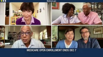 U.S. Department of Health and Human Services TV Spot, 'Medicare Open Enrollment' - Thumbnail 9