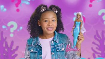 Barbie Color Reveal Mermaid Series TV Spot, 'Mermazing'