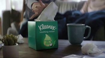 Kleenex Soothing Lotion TV Spot, 'Stuffed'