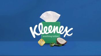 Kleenex Soothing Lotion TV Spot, 'Stuffed' - Thumbnail 10