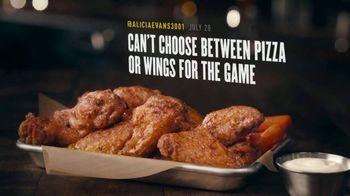 Buffalo Wild Wings TV Spot, 'Pizza or Wings'
