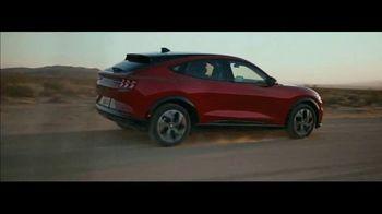 2021 Ford Mustang Mach-E TV Spot, 'Herd' [T1] - Thumbnail 4