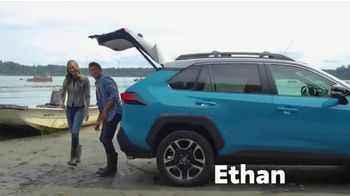 2021 Toyota RAV4 TV Spot, 'Western Washington Road Trip: Chelsea Farms' Ft. Ethan Erickson [T2] - Thumbnail 1
