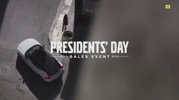 Volvo Presidents Day Sales Event TV Spot, 'Savings for the Future' [T1] - Thumbnail 1