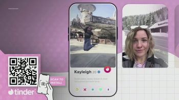 Tinder TV Spot, 'Put Yourself Out There: Kayleigh' - Thumbnail 9
