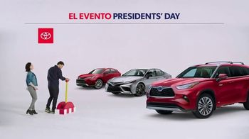 Toyota El Evento Presidents Day TV Spot, 'Mira esto' [Spanish] [T2] - Thumbnail 1