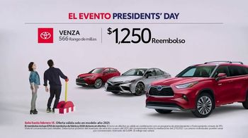 Toyota El Evento Presidents Day TV Spot, 'Mira esto' [Spanish] [T2] - Thumbnail 2