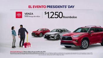 Toyota El Evento Presidents Day TV Spot, 'Mira esto' [Spanish] [T2] - Thumbnail 3