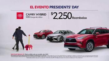Toyota El Evento Presidents Day TV Spot, 'Mira esto' [Spanish] [T2] - Thumbnail 4