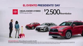Toyota El Evento Presidents Day TV Spot, 'Mira esto' [Spanish] [T2] - Thumbnail 5