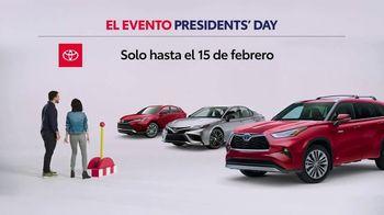 Toyota El Evento Presidents Day TV Spot, 'Mira esto' [Spanish] [T2] - Thumbnail 6