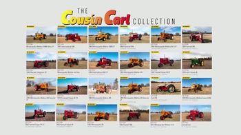 Mecum Gone Farmin' 2021 Spring Classic TV Spot, 'The Cousin Carl Collection'